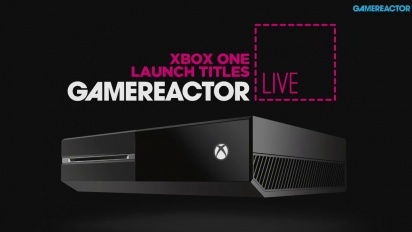 Xbox One Launch Games  - Livestream Replay