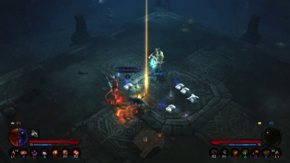 Diablo III: Ultimate Evil Edition - Sharing Your Adventure Dev Diary