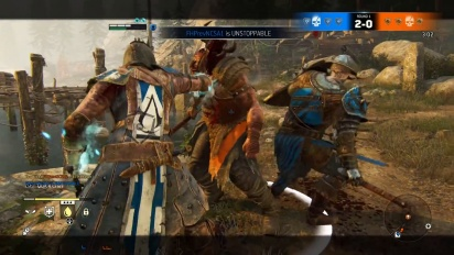 For Honor - Three New Heroes Face Off in Tactical New Mode