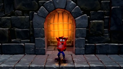 Crash Bandicoot: Nsane Trilogy - Stormy Ascent Gameplay Launch Trailer