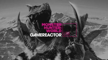 Monster Hunter: World - Livestream Replay