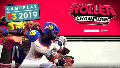 Roller Champions - E3 Gameplay