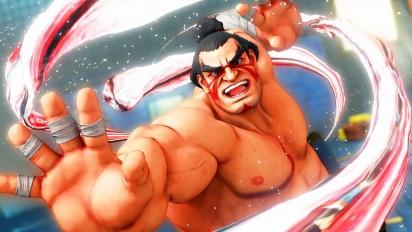 Street Fighter V: Arcade Edition – E. Honda Gameplay Trailer