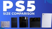 PlayStation 5 - Vi sammenligner alle konsollerne!
