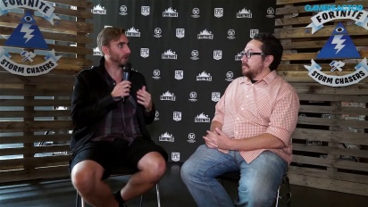 Fortnite - Roger Collum Interview