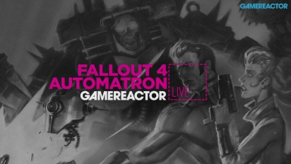 To timers Fallout 4 Automatron Gameplay