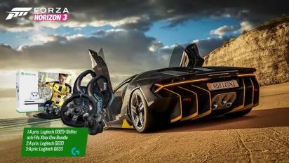 Forza Horizon 3 - konkurrance