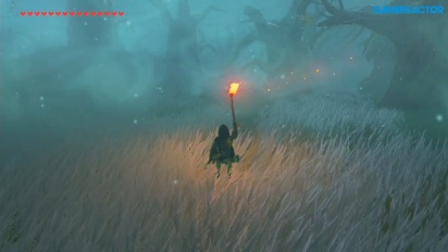 The Legend of Zelda Breath of the Wild - How to Traverse in Lost Woods