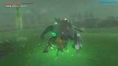 The Legend of Zelda Breath of the Wild - Gamereactor Stunts - How to kill Lynel