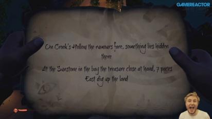 Gamereactor Plays - Sea of Thieves Closed Beta
