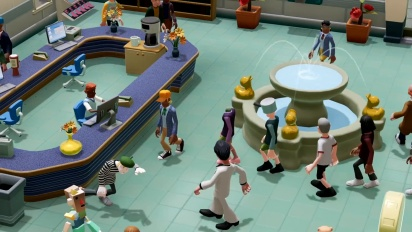 Two Point Hospital - Sandbox: Freeplay Official trailer