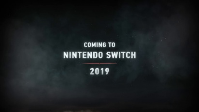 The Witcher 3: Wild Hunt - Nintendo Switch Announcement Trailer