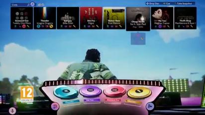 Fuser - Gameplay Reveal Trailer