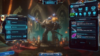 Warhammer 40,000: Chaos Gate - Daemonhunters - Gameplay Reveal Trailer
