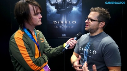 Diablo III: Ultimate Evil Edition - Josh Mosqueira Interview