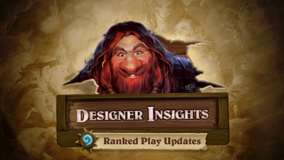 Hearthstone - Designer Insights: Upcoming Ranked Play Updates