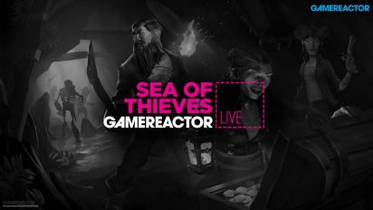 Sea of Thieves - Launch Livestream Replay in 4K