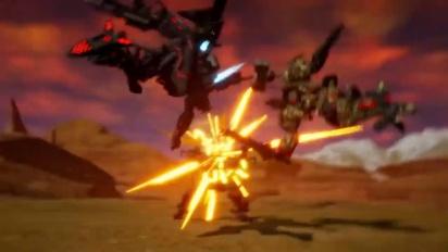 Daemon X Machina - Release Date Trailer