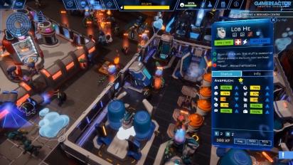 Spacebase Startopia - Commented Gameplay Demo
