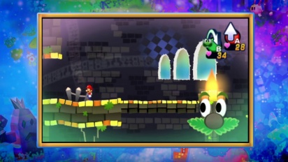 Mario & Luigi: Dream Team Bros - Trailer