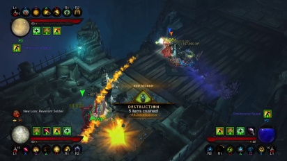 Diablo III: Ultimate Evil Edition - Battling Death in Act V Dev Diary