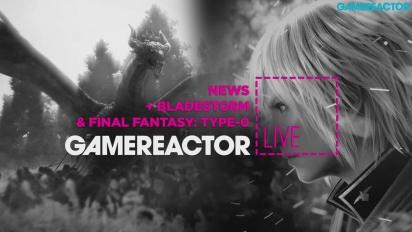 Bladestorm: Nightmare og FF Type-0 HD - Livestream Replay