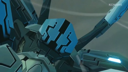 Zone of the Enders: The 2nd Runner Mars - Debut Trailer