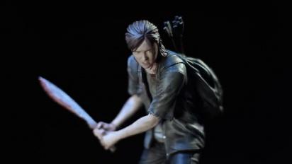 The Last of Us Part II - Ellie With Machete Statuette
