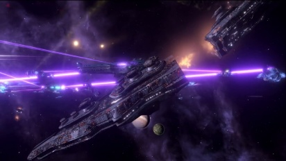 Stellaris: Console Edition - Lithoids Species Pack Release Trailer