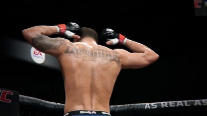 EA Sports UFC - Gameplay Series: Next-Gen Fighters