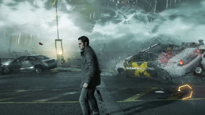 Quantum Break - Full Gameplay Demo