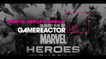 Marvel Heroes Omega - Livestream Replay Part 1