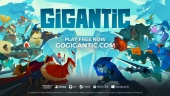 Gigantic - Official Launch Trailer