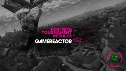 Fortnite - Tournament Results Livestream Replay