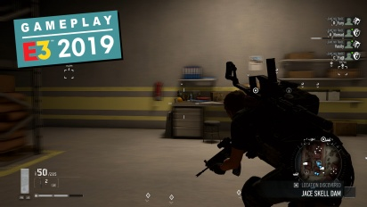 Ghost Recon: Breakpoint - E3 Gameplay 1