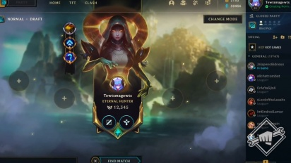 League of Legends - Gameplay in Season 2021