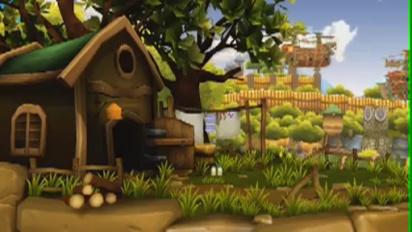 Rocket Knight - Gamers Night 2010 Trailer