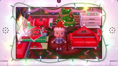 Animal Crossing: New Leaf - Christmas Trailer