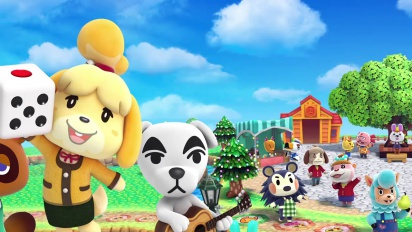 Animal Crossing: Amiibo Festival Japanese Overview Trailer
