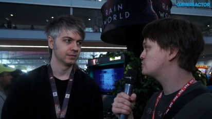 PAX East - Rain World - James Primate Interview