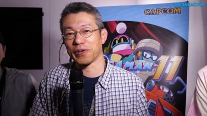 Mega Man 11 - Koji Oda and Kazuhiro Tsuchiya Interview