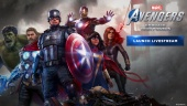 Marvel's Avengers - Launch Livestream Replay