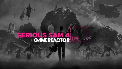 Serious Sam 4: Planet Badass - Livestream Replay