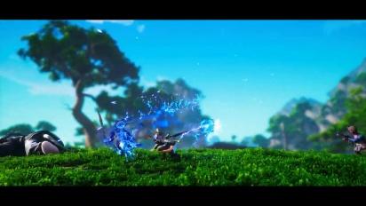Biomutant - Combat Trailer