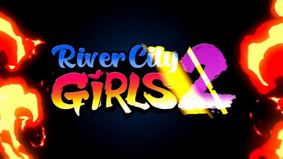 River City Girls 2 - Debut trailer (Japanese)