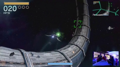 Star Fox Zero - Nintendo Treehouse E3 2015 Gameplay III