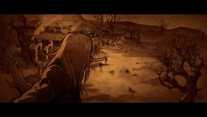 Diablo III - Reaper of Souls - Necromancer Campaign Cinematic Male