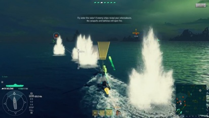 World of Warships - Submarines Gameplay