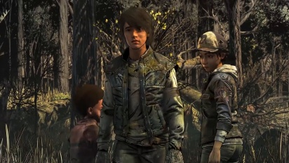 The Walking Dead Final Season - Episode 3 'Broken Toys' Trailer