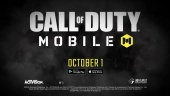 Call of Duty: Mobile - Release Date Trailer